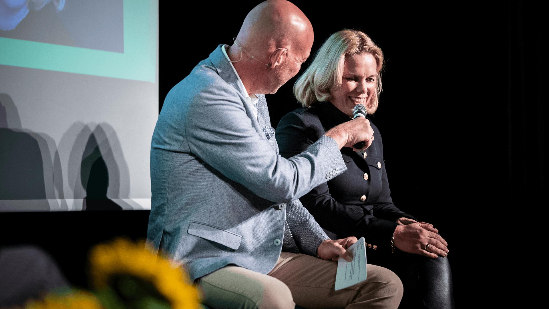 Yvonne van der Hulst legt nog eens uit hoe je duurzaam kunt bouwen